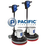Pacific Floorcare Buffer, Scrubber, Burnisher Floor Machines