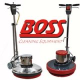Standard BOSS Pullman Rotary Floor Machines