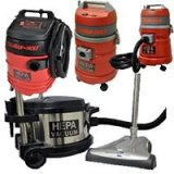 Critical Filter Vacuums (HEPA) by Husqvarna Pullman Ermator