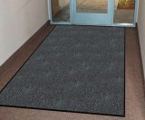 Hobnail Vinyl-Backed Entrance Matting