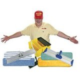 Microfiber Wet and Dry Mop Systems