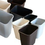 Continental Brand Office Wastebasket Trash Cans
