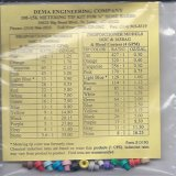 DEMA 100-15K 681 Series Chemical Proportioner Dispensing Tips
