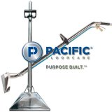 PACIFIC Floorcare Extractor Wand 219802 (12 inch, 2-jet, stainless steel)