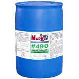 Marko 490 Spray & Wipe All Purpose Cleaner Degreaser (55 GALLON DRUM)