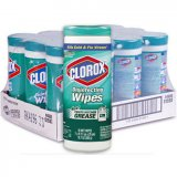 Clorox FRESH SCENT Disinfecting Wipes (12 packs of 35 wipes)