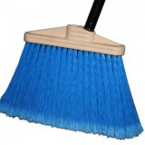 Duo-Sweep Heavy Duty Angle Stick Broom