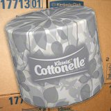 Kimberly Clark Ultra Quality 2-Ply KLEENEX COTTONELLE Toilet Bath Tissue KC17713