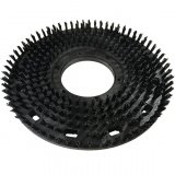 "18"" Nylon Rotary Pad Drive Brush (1"" Bristle)"