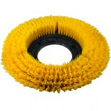 "10"" Soft Polypropylene Rotary Scrub Brush"