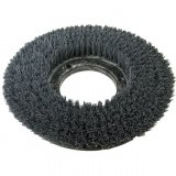 "10"" Light Duty Rotary Scrub Brush (500 grit)"