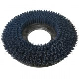 "10"" Medium Duty Rotary Scrub Brush (180 grit)"