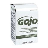 GOJO® 9212 Ultra Mild Antimicrobial Lotion Soap Bag-in-Box