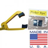 The Picker Rubber Tips for a Better Grip on Debris MADE IN USA