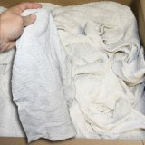 Terry Cloth Wiper Bar Towel Rags 100% Cotton (#10 Box)