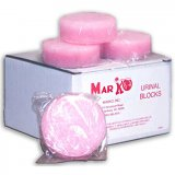 4 Oz. Cherry Urinal Deodorant Cake Toss Block (12 per box)