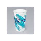 8 Oz. SOLO Jazz Hot Cups, No Handle (1000/Case)