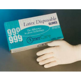 Disposable Latex POWDERED General Purpose Gloves 5 Mil