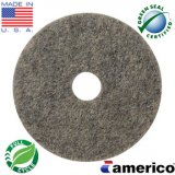 "20"" Marko Americo Porko Extreme Natural Hair Floor Buffing Burnishing Pads (CASE OF 5)"