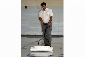 Wax-O-Matic Speed Floor Finish Applicator by Continental Wilen