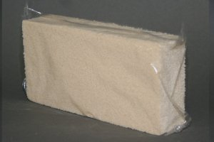 Chemical Dry Cleaning Sponge Removes Smoke Damage