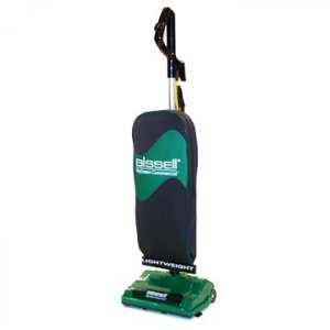 Bissell BGU8000 The Lightweight 8 LB BIG GREEN Commercial Upright Vacuum Cleaner