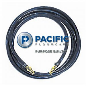 Pacific Floorcare Extractor Solution Hose F215W (15 foot vacuum)