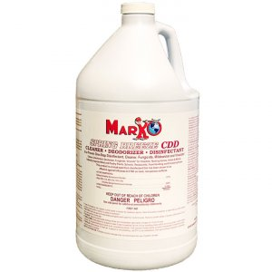 Marko Cleaner Deodorizer Disinfectant Concentrate SPRING BREEZE (CASE OF 4 GALLONS)