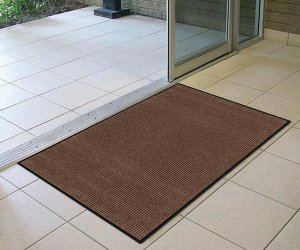 4' x 8' Structured Rib Vinyl-Backed Entrance Matting