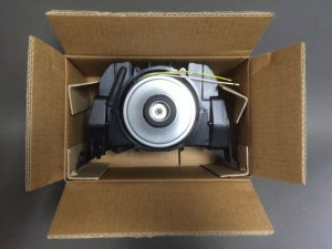Nilfisk Advance Back Vacuum XP 1000 Watt Replacement Motor OEM 22240600