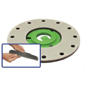 "17"" High Speed Harpoon Hook Style Pad Driver (Clutch Plate Included)"