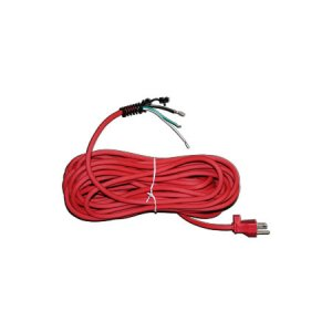 marko inc janitorial supplies online > vacuum accessories oreck xl and u2000 cord replacement 35 feet oem 75294 01 441 red